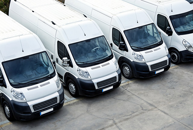 Gamme fourgons - camions